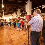Inauguración de Estoesloquehay con las autoridades © Javier Rosa