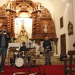 Aragonian en la iglesia de San Miguel de Alquézar