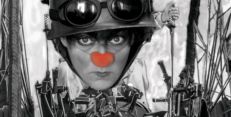 'Distopía clown Road', de Artea Teatro