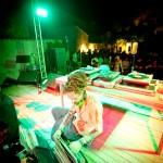 Actuación de DJ Pendejo © Javier Rosa