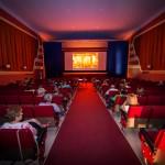 Proyección de cortometrajes del Festival de Cine de Huesca © Javier Rosa