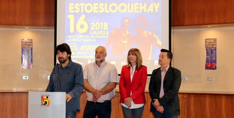 SE PRESENTA LA EDICIÓN MÁS MUSICAL Y FEMENINA  DE ESTOESLOQUEHAY