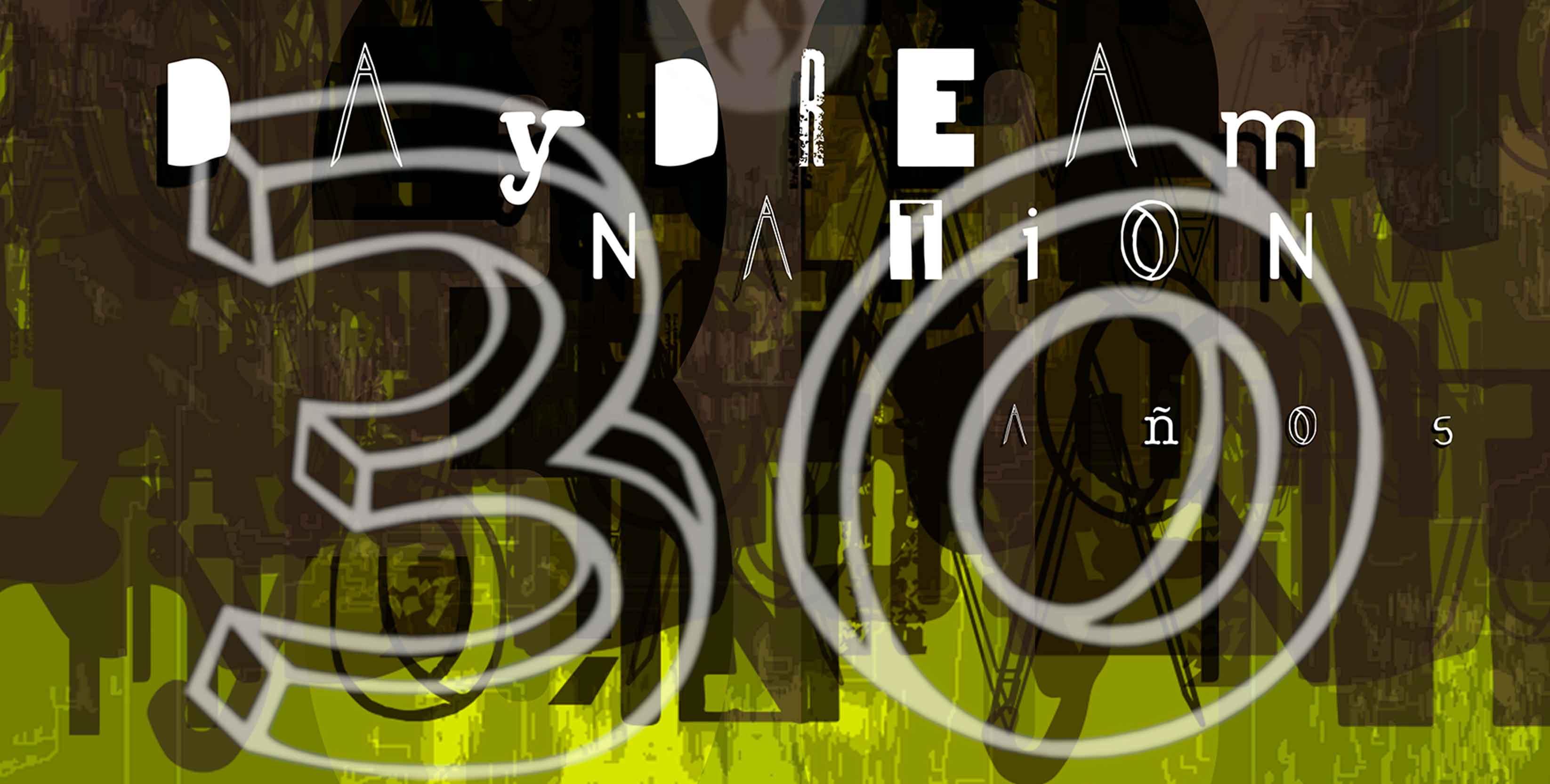 """EXPOSICIÓN """"30 AÑOS DE DAYDREAM NATION DE SONIC YOUTH"""""""