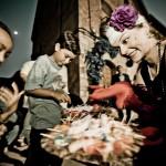 Pasacalles inaugural a cargo de Artea Teatro © Javier Rosa 003